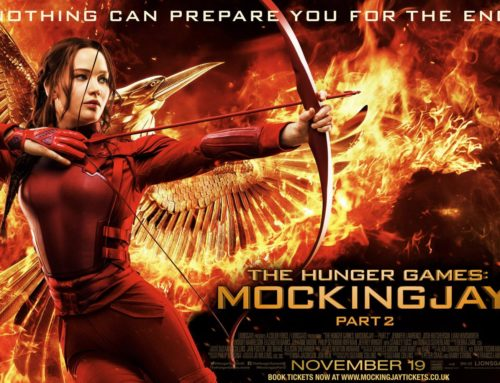 Win a Private Screening of Hunger Games: Mockingjay Part 2