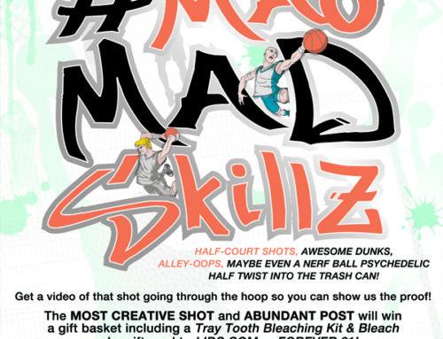 #MAOMadSkillz Contest