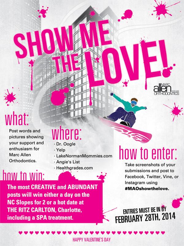 Valentine S Day Contest Marc Allen Orthodontics