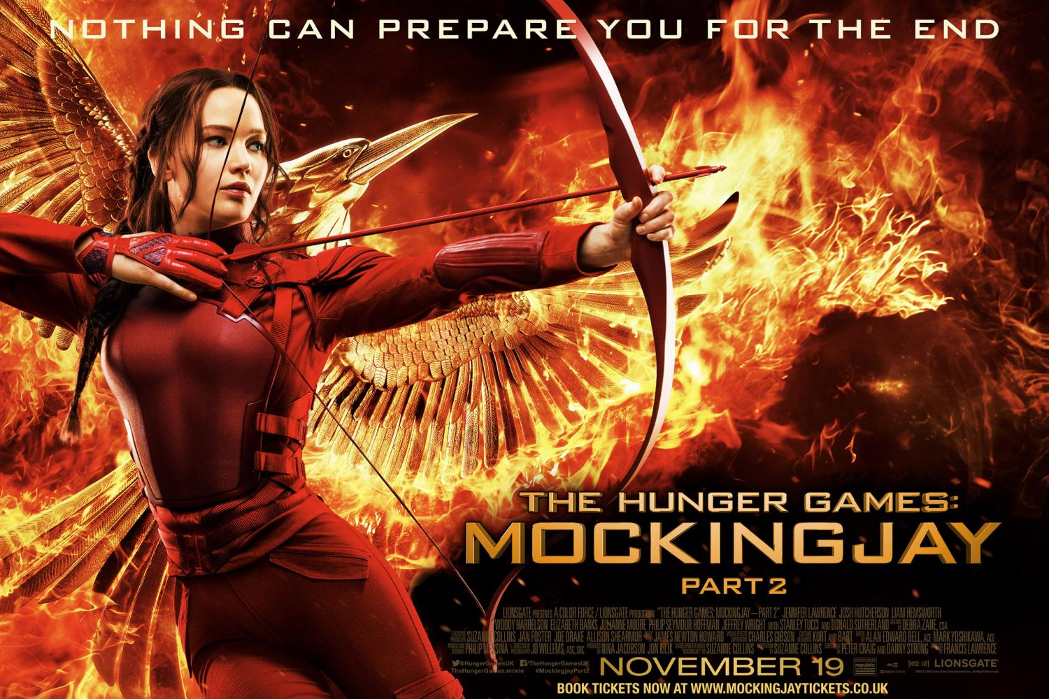 Hunger games: mockingjay part 2, the (2015) dread central.